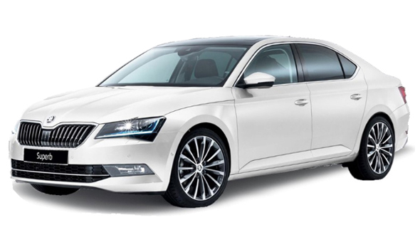Škoda Superb  III Sedan