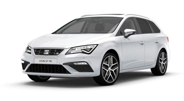 Seat Leon ST cng